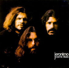 Jeronimo – Cosmic Blues CD NEW