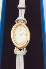 Roberto RFM Watch With Mother Of Pearl Face & Interchangeable Leather Bands NEW