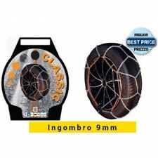 CATENE DA NEVE VERIGA CLASSIC 9mm Gr. 080 ( 205 45 r17 ) ( 215 40 r17 )