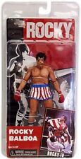 Rocky IV ser2  Rocky BLOODY Beat up variant 7in Figure NECA Toys