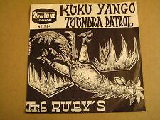 NORTHERN SOUL POPCORN 45T SINGLE / THE RUBY'S - KUKU YANGO / TOUNDRA PATROL