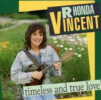 Rhonda Vincent - Timeless & True Love [New CD]