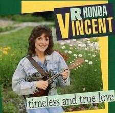 Rhonda Vincent - Timeless & True Love [New CD]
