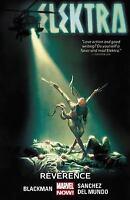 Elektra Volume 2: Reverence Haden Blackman VeryGood