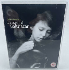 Au Hasard Balthazar - The Criterion Collection - Excellent Condition - D3