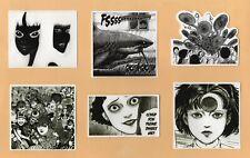 Tomie Stickers Japanese Horror Junji Ito Comic book Art film Tv animation Anime