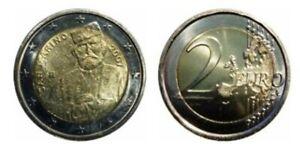 PIECE 2 EUROS COMMEMORATIVE NEUVE SAN MARIN 2007 GIUSEPPE GARIBALDI