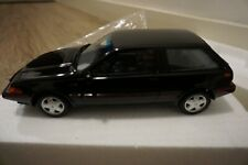 1/18 Otto Ottomobile OT740 Volvo 480 Turbo Black