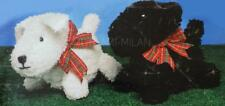 "Knitting Pattern CUTE WESTIE & SCOTTIE DOGS Puppy Pooch Canine Soft Toys 8"" Tall"