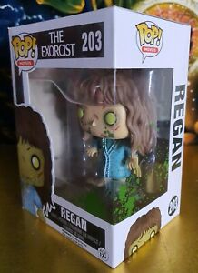 💥👀 Funko POP ! Horror Movies - The Exorcist #203 Regan