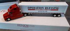 Operation Blessing Virginia Beach, Va '00 Penjoy Truck