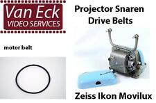 Zeiss Ikon Movilux belt (motor belt). New belt for replacing your broken or stre