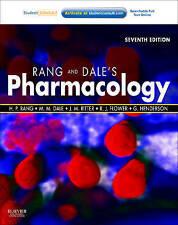 Rang & Dale's Pharmacology, Rang, Dale, Ritter, Flower, Henderson 9780702034718