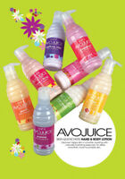 OPI Avojuice Skin Quenchers 200ml 6.6 Oz Choose Your Favorite