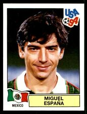 PANINI USA '94 (INT VERSION) MIGUEL ESPANA MEXICO No. 369
