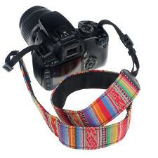 Appareil Photo épaule sangle COU CEINTURE POUR SLR DSLR Nikon Canon Sony