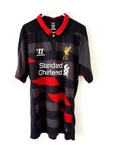 Liverpool 3rd Shirt 2014. Medium. Official Warrior. Multi Adults Football Top M.