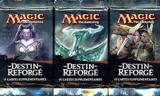 MTG MAGIC  3  BOOSTERS DESTIN REFORGE  français
