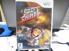 JEU WII - SPACE CHIMPS
