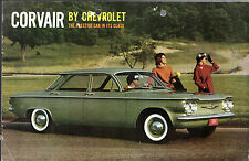 Chevrolet Corvair & 700 berline 1959-60 USA MARKET sales brochure