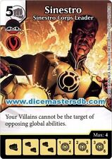 Sinestro Sinestro Corps Leader #129 - Justice League - DC Dice Masters