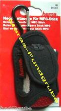 Neoprentasche für MP3 Stick - Schutzhülle - Tasche - schwarz - HAMA