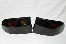 2004-2006 Pontiac GTO Professionally Smoked Tinted Rear Tail Lights Pair LH & RH