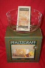 Pfaltzgraff Glassware Serving Bowl 4 Quart