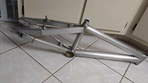 Dingo Old Mid-school BMX Racing Frame Aluminum elf style