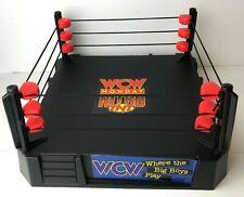 WCW NWO Smash N' Slam Wrestling Ring ToyBiz 1998