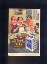 Linde Kaffee Werbung aus Kalenderbuch 8