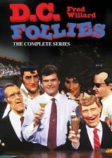 DC FOLLIES THE COMPLETE TV SERIES New Sealed 4 DVD Set Seasons 1 & 2