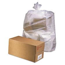 Jaguar Plastics Industrial Drum Liners 38 x 65 60gal 2.5mil Clear 50 Bags/Roll 1