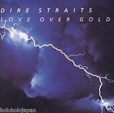 SHM SACD DIRE STRAITS Love Over Gold Limited Edition Japan ver. Mark knopfler