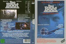 Das Boot - Director's Cut: mit Jürgen Prochnow, Herbert Grönemeyer !! Wie NEU !!
