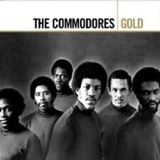 """THE COMMODORES """" GOLD"""" 2 CD NEU"""