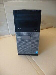 DELL OPTIPLEX 3020 MT i3 4150 3.5GHz 8GB RAM 500GB HDD WIN 10 PRO