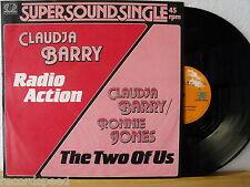 "12"" Maxi - CLAUDJA BARRY & RONNIE JONES - The Two Of Us - Radio Action - NM"