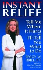 Instant Relief: Tell Me Where It Hurts and I'll Tell You What to Do, Suffes, Sus