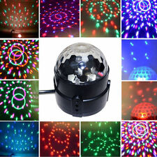 SENSORY IRIDESCENT RGB AUDITORY ROTATING PERCEPTION MAGIC LIGHT ADHT AUTISM