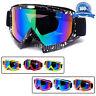 Off Road Motorcycle Goggles Motocross ATV Dirt Bike Anti-UV Dust Racing  Glasses