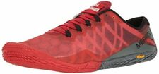 Zapatillas Running Merrell vapor Glove 3 rojo-gris 41