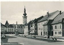 Ak aus Radkersburg, Hauptplatz mit VW-Käfer, Oldtimer, Auto, Steiermark  (B16)