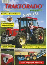 TRAKTORADO® Magazin, Nr. 10, Ausgabe 2018 Schlüter Special