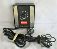 Dayton Brand Model 4Z527E DC Speed Control