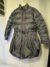 cappotto/piumino REPETTO grigio antracite 12 anni