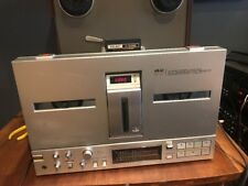 Vintage 80's Akai GX-77 Reel to Reel 4-Track Tape Deck With Remotes Works Great