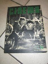cinema rivista 1950 LA BELLEZZA DEL DIAVOLO R.CLAIR,M.SIMON G.PHILIPE
