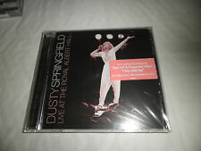 DUSTY SPRINGFIELD  -  LIVE AT THE ALBERT HALL 1979 cd new