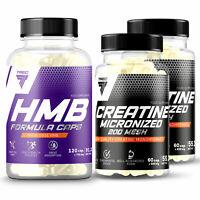 Trec Nutrition CREATINE MONOHYDRATE MICRONIZED + HMB - Anticatabolic Anabolic